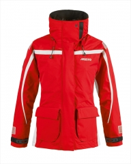 BR1 CHANNEL JACKET FW Red/Platinum