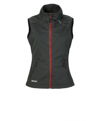 EVOLUTION WINDSTOPPER GILET FW CARBON